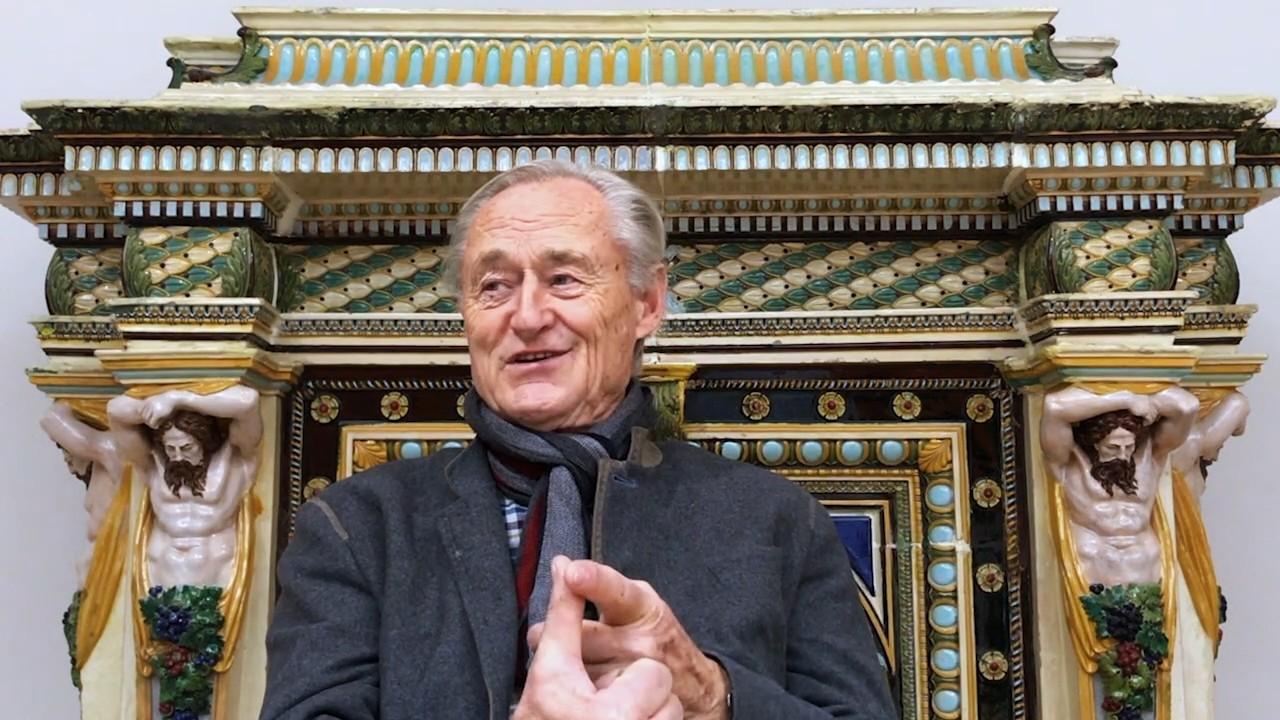 Ing. Fritz Schmidberger über seinen Lieblingsplatz in Tulln