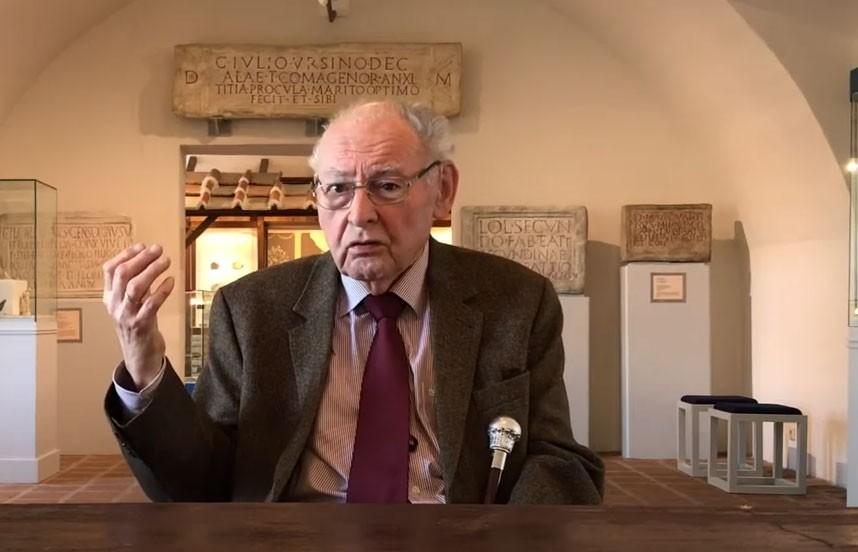 Dr. Roderich Geyer, Stadthistoriker, stellt sich vor