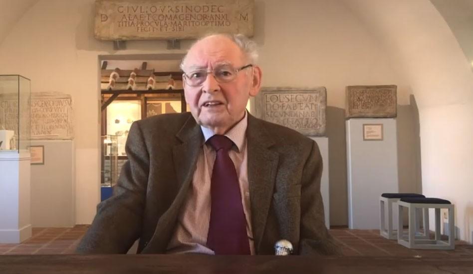 Dr. Roderich Geyer über die Gymnasialzeit in Tulln ab 1943