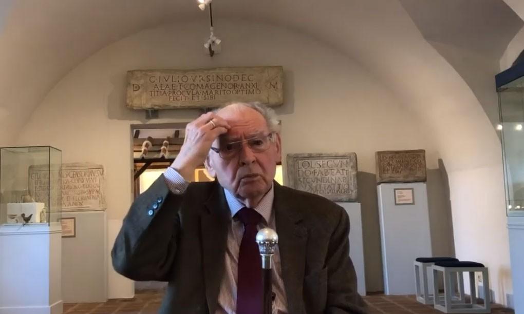 Dr. Roderich Geyer über das Ende des Krieges und die Befreiung