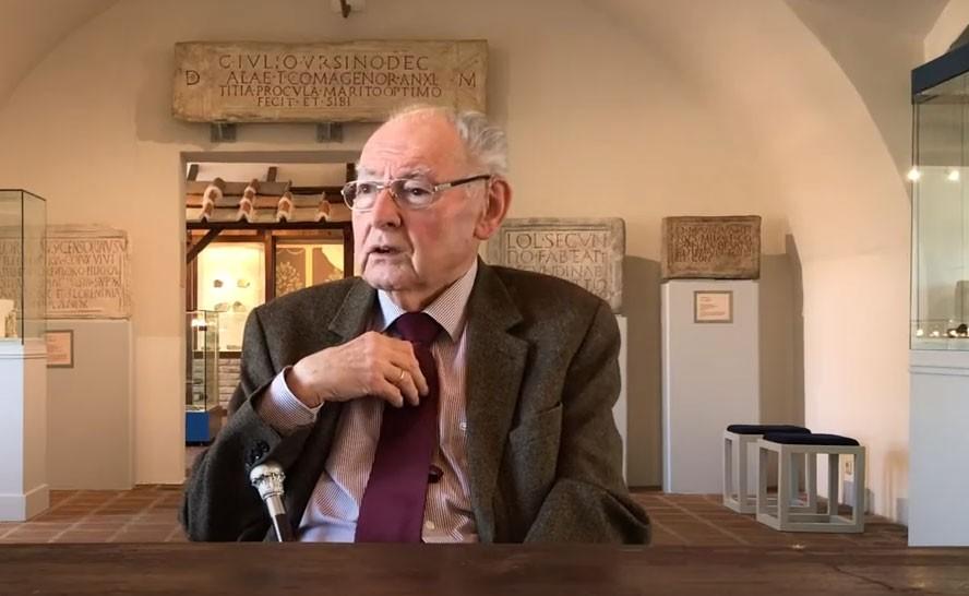 Dr. Roderich Geyer über das Leben am Land in der NS-Zeit