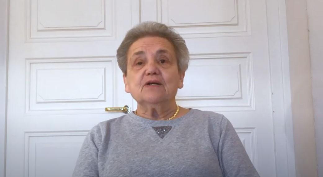 Eleonore Hebenstreit über das Wirtschaftsleben in den 50ern in Tulln