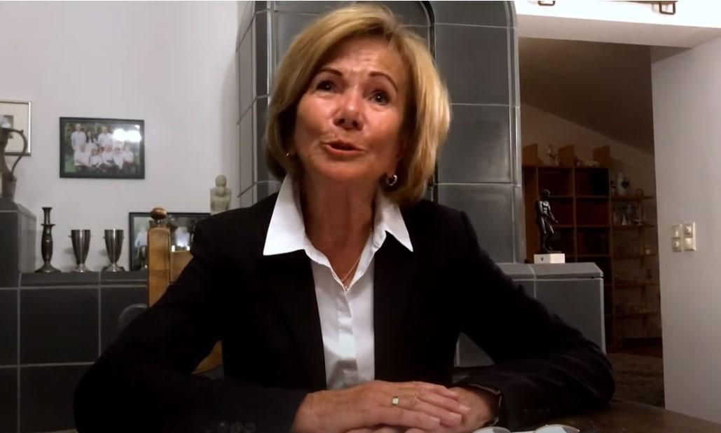 Monika Hetsch über ihren Weg von Mödling nach Tulln