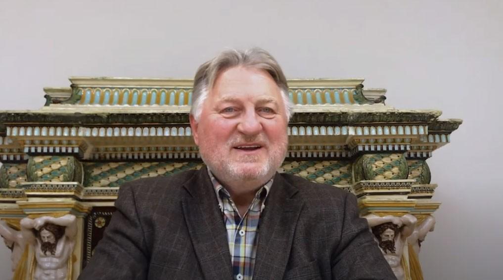 Franz Lasser über seinen Lieblingsplatz in Tulln