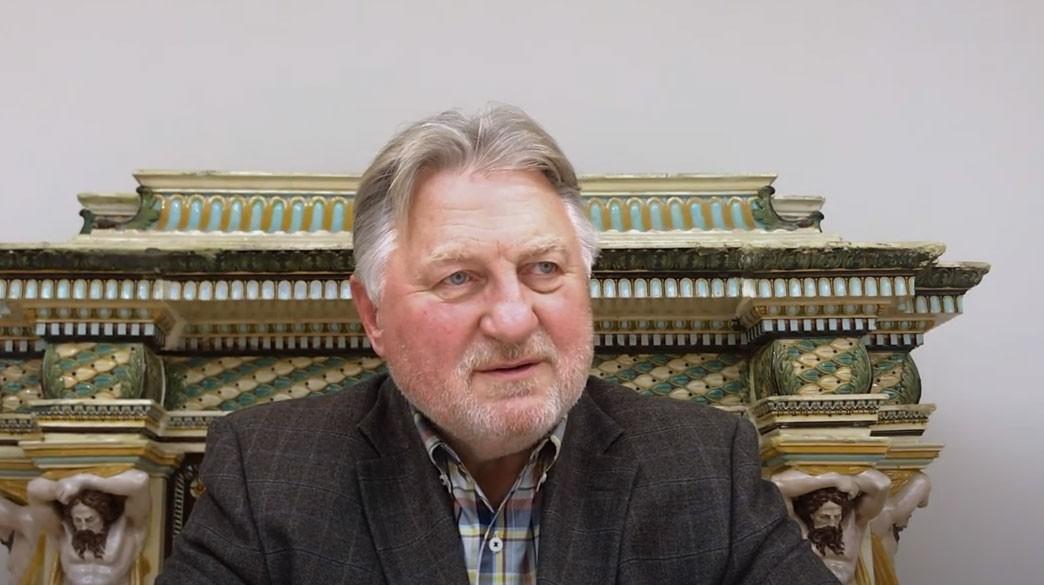 Franz Lasser über ein Objekt für das Tullner Stadtmuseum der Zukunft