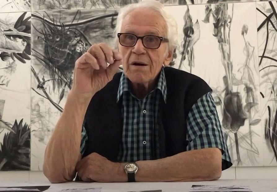 Josef Lintner über das Leben an der Donaulände in den 1930er Jahren