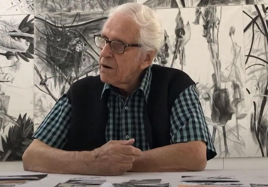 Josef Lintner über das Wellenreiten an der Donaulände
