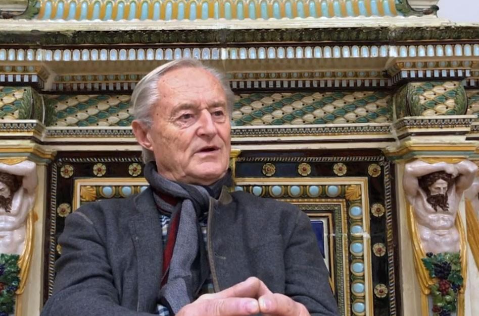 Ing. Fritz Schmidberger über das gründen einer Firma in Tulln in den 70er