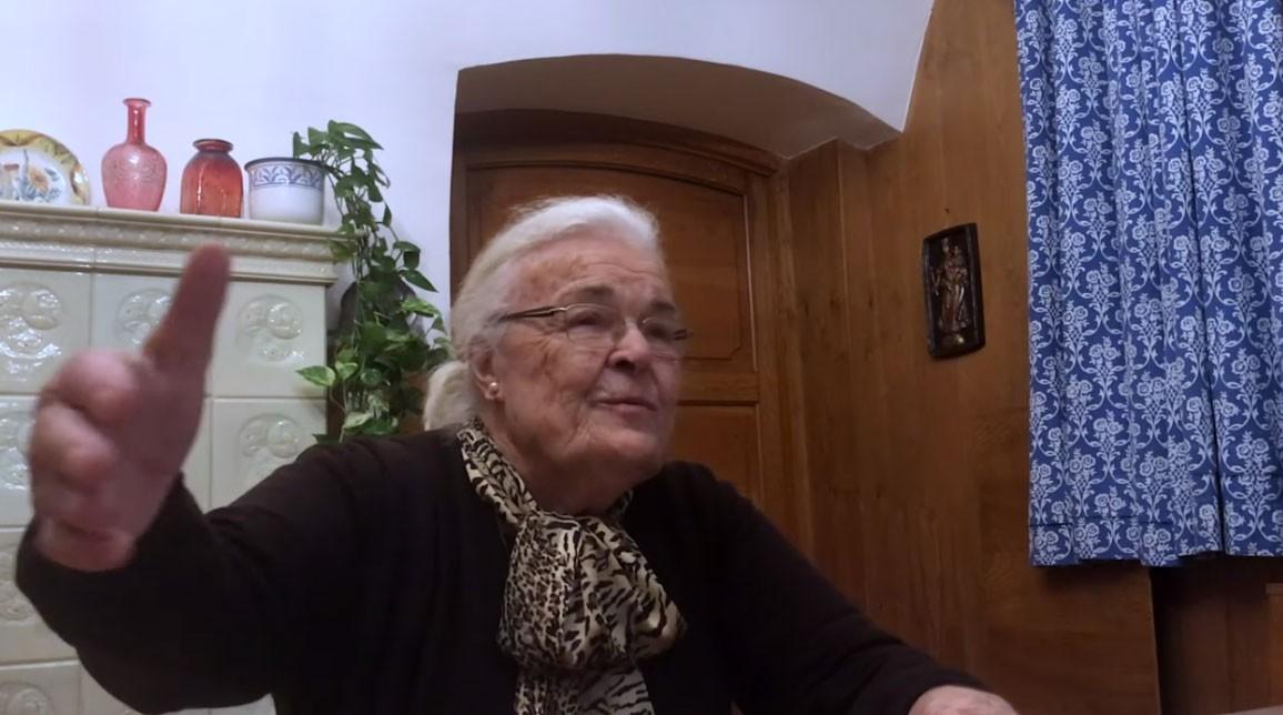 Stefanie Starkl ist 15 Jahre alt, als der 2. Weltkrieg zu Ende geht