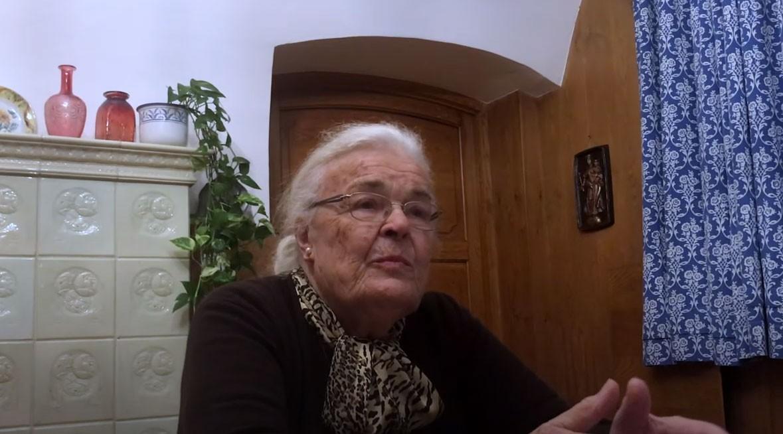 Stefanie Starkl über ihren Großvater Rudolf Buchinger