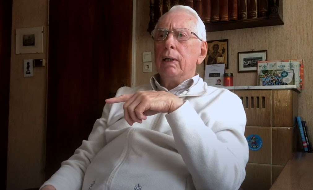 Heinrich Zawichowski über das Lehrersein ab den 50er Jahren in Tulln